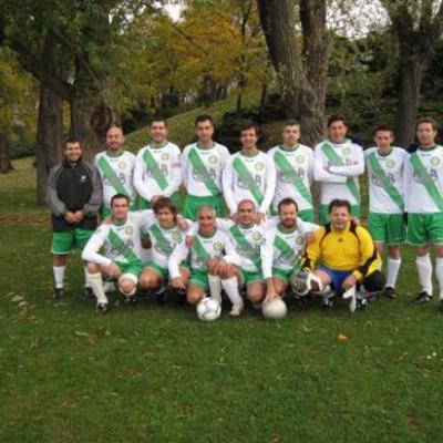 Vétérans saison 09-10