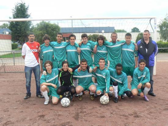 U17 saison 09-10